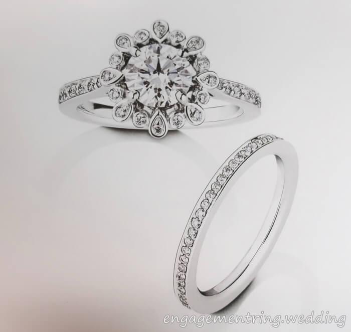 100% authentic 619bd eca28 ハリーウィンストン銀座店に婚約指輪を見に行ってきた! | 婚約 ...