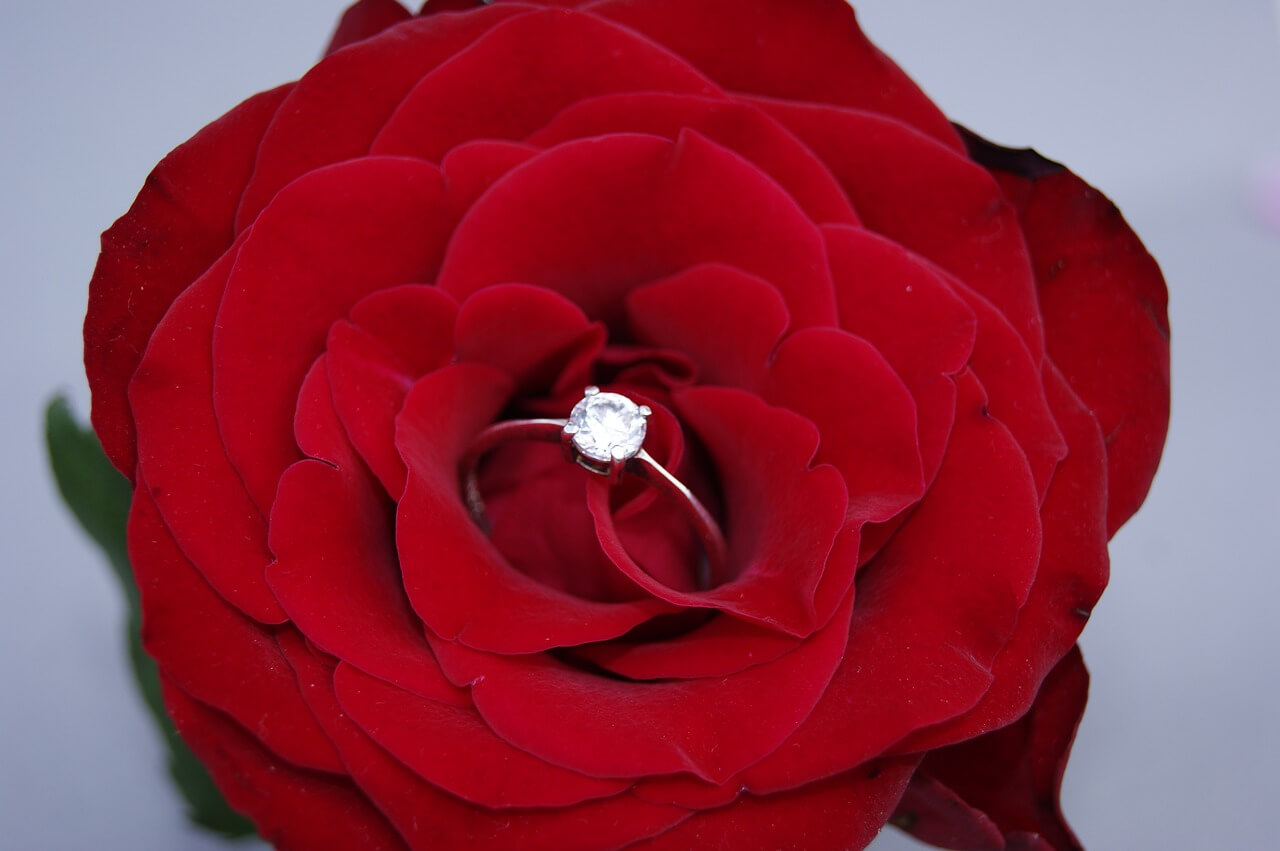 安くて人気の婚約指輪