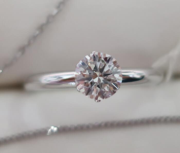 中古の婚約指輪